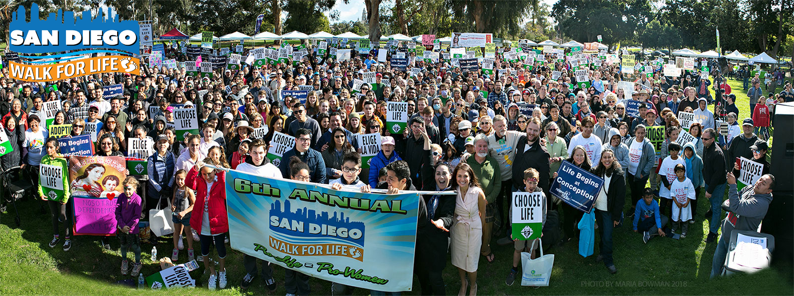 San Diego Walk For Life – 2018